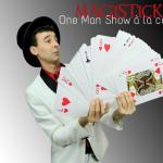 magicien pays de loire vendée loire atlantique Magistick