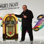 ALAIN NOEL CHANTE LES ANNEES 60 & 70