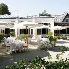 Le pavillon des princes Paris 16e