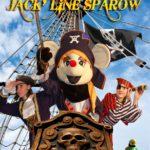 affiche le trésor de jack'line sparow