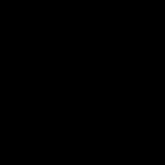 logo artscene noir