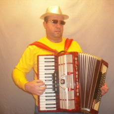 Accordéoniste Abraham