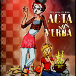 Plaquette Acta Non Verba recto