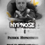 affiche patrick hypnose